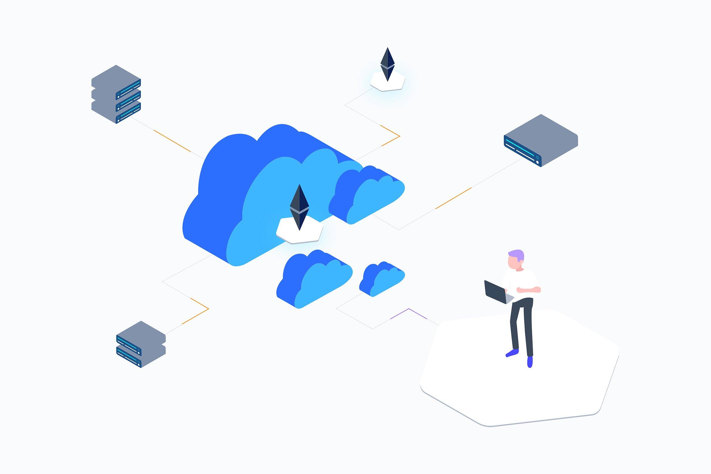 cloud-mining-illustration